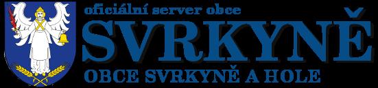 Obec Svrkyně